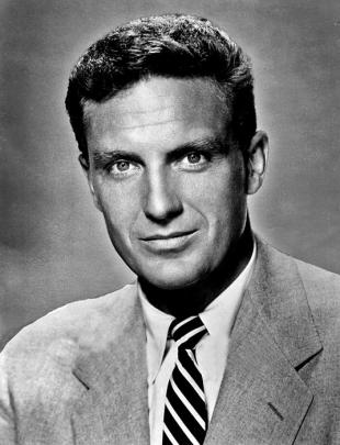 Picture of quotation author Robert Stack