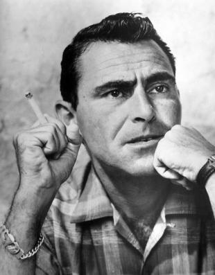 Picture of quotation author Rod Serling