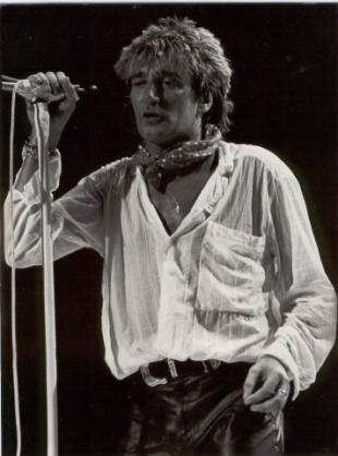 Picture of quotation author Rod Stewart
