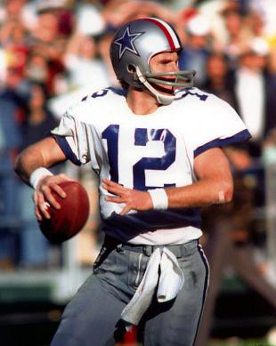 Picture of quotation author Roger Staubach