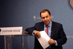 Picture of quotation author Ron Suskind