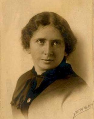 Picture of quotation author Rose Schneiderman