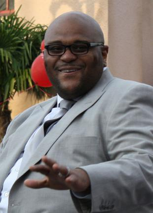 Picture of quotation author Ruben Studdard