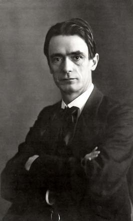 Picture of quotation author Rudolf Steiner
