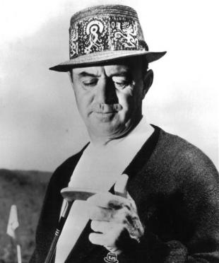 Picture of quotation author Sam Snead