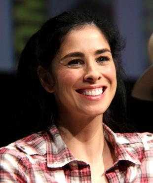 Picture of quotation author Sarah Silverman
