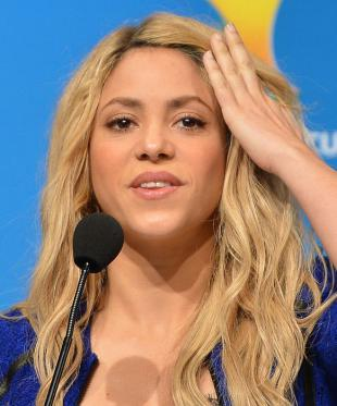Picture of quotation author Shakira