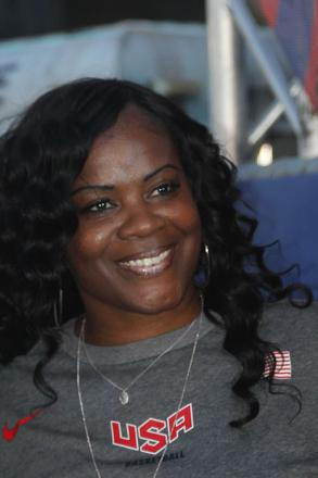 Picture of quotation author Sheryl Swoopes