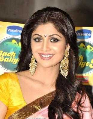 Picture of quotation author Shilpa Shetty