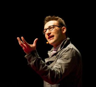Picture of quotation author Simon Sinek