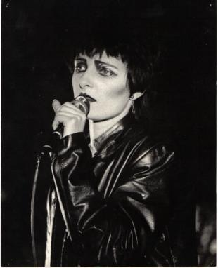 Picture of quotation author Siouxsie Sioux