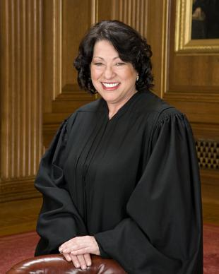 Picture of quotation author Sonia Sotomayor