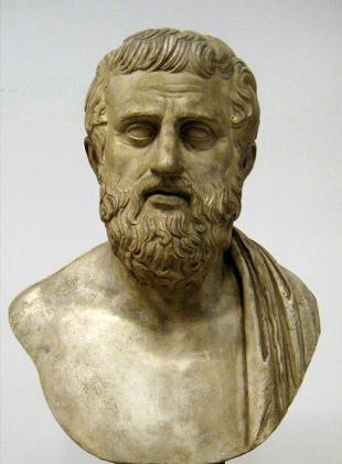 Picture of quotation author Sophocles