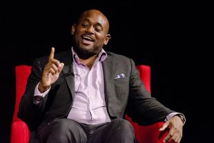 Picture of quotation author Steve Stoute