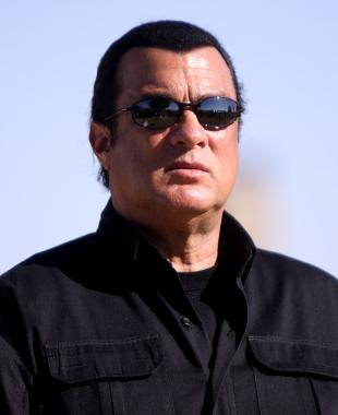 Picture of quotation author Steven Seagal