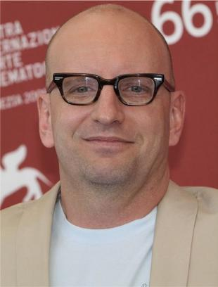 Picture of quotation author Steven Soderbergh