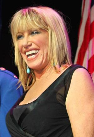 Picture of quotation author Suzanne Somers