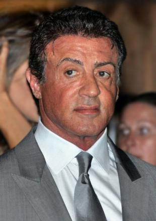 Picture of quotation author Sylvester Stallone