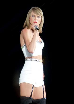 Picture of quotation author Taylor Swift