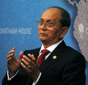 Picture of quotation author Thein Sein