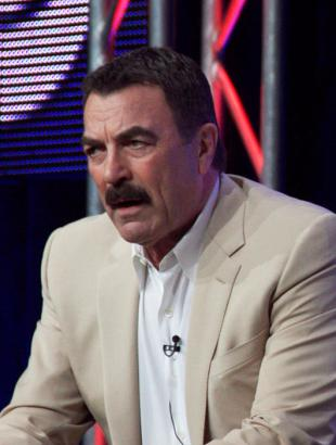 Picture of quotation author Tom Selleck