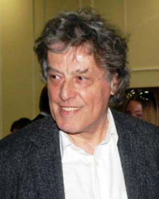 Picture of quotation author Tom Stoppard