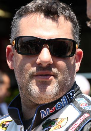 Picture of quotation author Tony Stewart