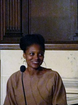 Picture of quotation author Tracy K. Smith