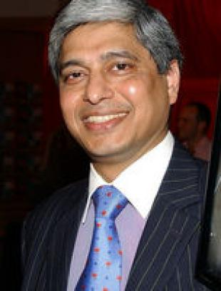 Picture of quotation author Vikas Swarup