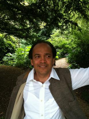 Picture of quotation author Vikram Seth