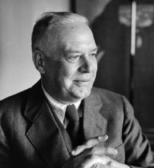 Picture of quotation author Wallace Stevens