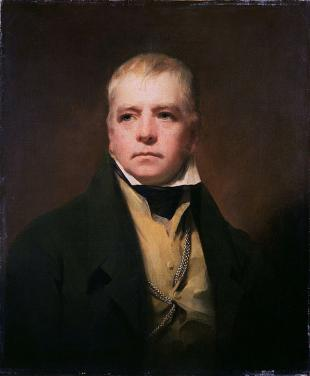 Picture of quotation author Walter Scott