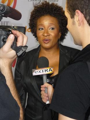 Picture of quotation author Wanda Sykes