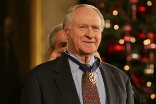 Picture of quotation author William Safire