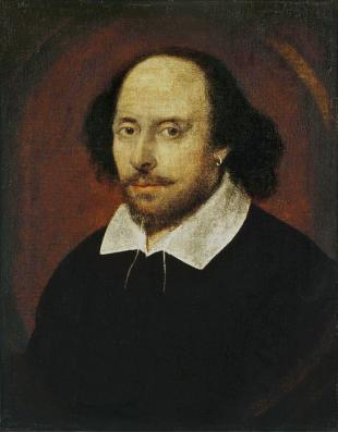 Picture of quotation author William Shakespeare