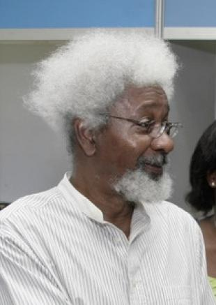 Picture of quotation author Wole Soyinka
