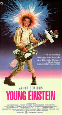 Picture of quotation author Yahoo Serious