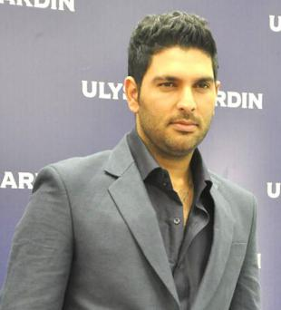 Picture of quotation author Yuvraj Singh