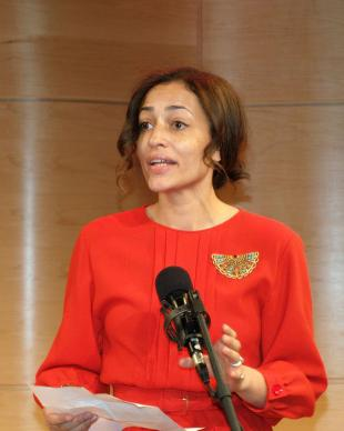 Picture of quotation author Zadie Smith