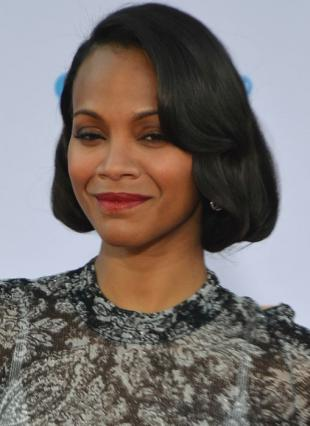 Picture of quotation author Zoe Saldana