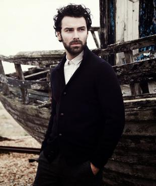 Picture of quotation author Aidan Turner
