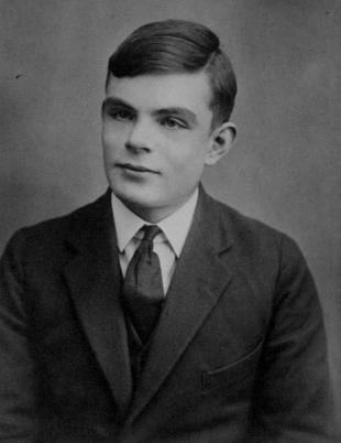 Picture of quotation author Alan Turing