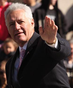 Picture of quotation author Alex Trebek