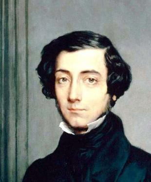 Picture of quotation author Alexis de Tocqueville