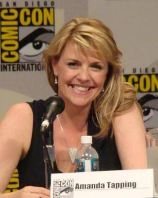 Picture of quotation author Amanda Tapping