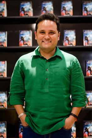 Picture of quotation author Amish Tripathi