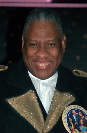 Picture of quotation author Andre Leon Talley