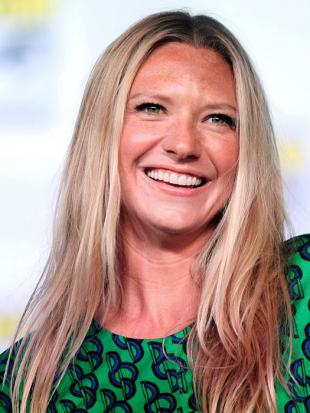 Picture of quotation author Anna Torv