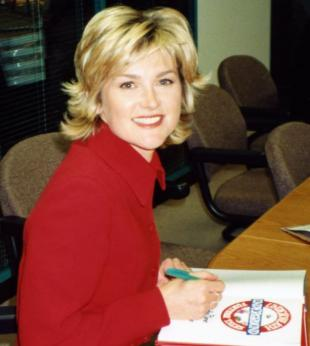 Picture of quotation author Anthea Turner