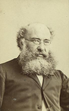 Picture of quotation author Anthony Trollope